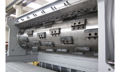 Forrec - Model FMS Series - Granulators