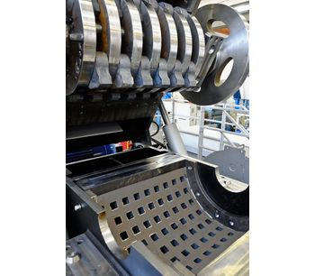 Forrec - Model Z15 - 1000 - Hammers Mills