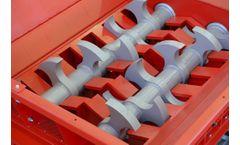 Forrec - Model FR2500 - Multi Chrusher