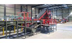 Forrec - Refrigerator Recycling Plant