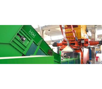 Forrec - WEEE Recycling Plant