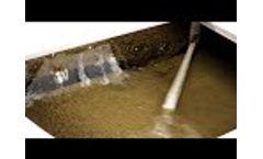 SQUEEZ R - Sludge dewatering - Bio Sludge Video