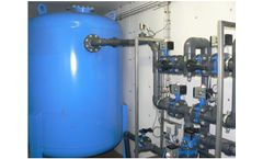 Novotec - Sand Filtration Unit