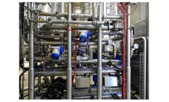 Industrial gas detection solutions for chemical plants sector