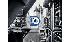 ChemLogic - Model CL4 & CL8 - Continuous Gas Detection System - Brochure
