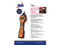 Tiger Most Advanced PID for Volatile Organic Compounds - Brochure