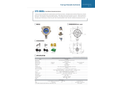 GTD-2000Ex - Flammable Gas Detector - Datasheet