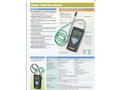 XP-3000 Series Single / Multi-Gas Detector - Brochure