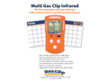 Multi Gas Clip Infrared - Datasheet