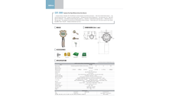 GIR-3000 Gas & Flame Detection System - Instruction Manual