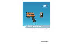 RLGD-100 Remote Methane Laser Detector - Brochure