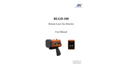 RLGD 100 Remote Laser Gas Detector - User Manual