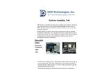 IsoSense - Model MDI or TDI - Sampling Unit - Brochure