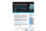 Pump Watch - Web-Based Cellular Remote Monitoring System Brochure
