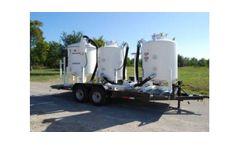 Vapor - Portable Trailer Mounted Scrubber Units