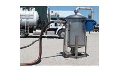 Eliminator - Model 450  - Scrubber System