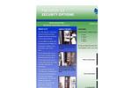 UltraShred G3 Security Options - Brochure