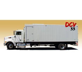UltraShred - Model DCV 33 - Transfer Truck