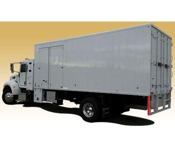 Predator - Model G3 33-CNG - Shred Truck