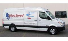 UltraShred - Model EDS - Electronic Data Shredding Trucks