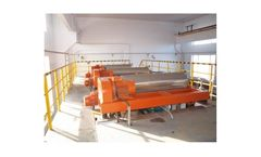 Thickening and Dewatering System