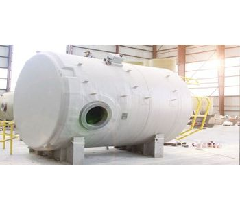 AFC - Industrial & Commercial Fiber-Reinforced Plastic Tanks (FRP)