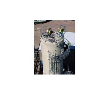 Field Services for FRP and Dual Laminate Equipment
