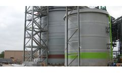 AFC - Custom Fabricated Tank for Wastewater Treatment