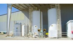 AFC - Chemical Storage Tank