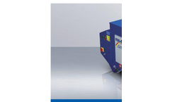 X-Cyclone - Model CE Series - Electrostatic Air Cleaners System Brochure