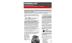 Powerclad Filter Installation