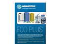 AquaRecycle - Model Eco Plus - Laundry Water Recycling System