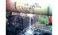 Online Sealing of Hydrocarbon Leak in Pipelines Service