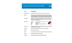 Clearitas - Model 101 - Oxidized Chlorine Formulation Brochure