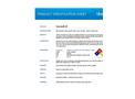 Clearitas - Model 210 - Oxidized Chlorine Formulation Brochure