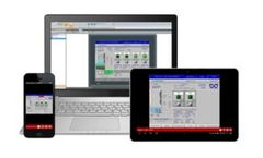 Scada Vision - Remote Control App for Window 10, iOS, and Android