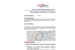 Achieving World Class Maintenance Performance Brochure