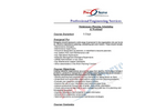 Maintenance Planning, Scheduling & Workload Course Brochure