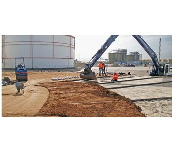 Sustainable isolation solution for mineral liner industry sector - Water and Wastewater - Water Treatment