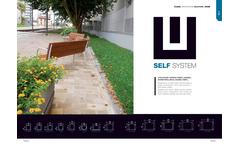 ULMA - Drainage Channels for Pedestrian Areas  Brochure