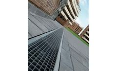 ULMA - Drainage Channels for Pedestrian Areas