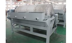 Lipu - Model CTB Series - Magnetic Separator