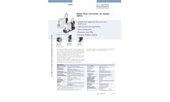 Burkert - Model Type 8626 - Mass Flow Controller Brochure