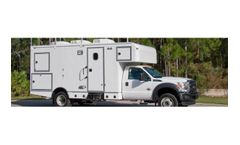 Mobile Laboratories Trucks