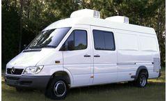 Mobile Laboratories Vans