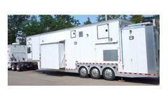 Mobile Laboratories Trailers