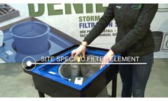 CleanWay Catch Basin Filters - Video