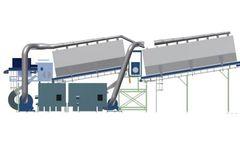 Walair - 3 Way Drum Air Separator