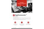ToolCommander - Version 4.0 - Open Software Framework for Realizing Control and Visualization Tasks - Brochure
