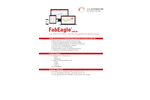 FabEagle mobile - Mobile Frontend to Monitor Software - Brochure